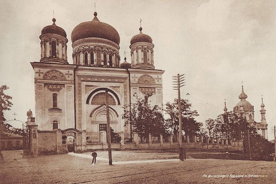 Десятинна_церква_1911