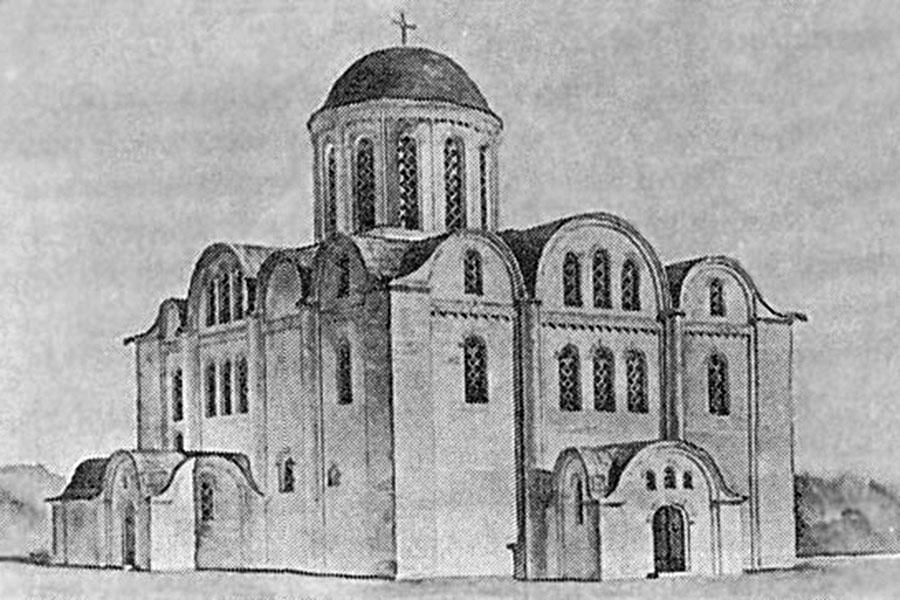Кирилівська_церква._реконструкція_Ю.А.Асєєв