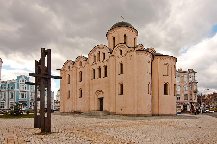 8_Церковь Успения на Подоле (Пирогоща)_Киев