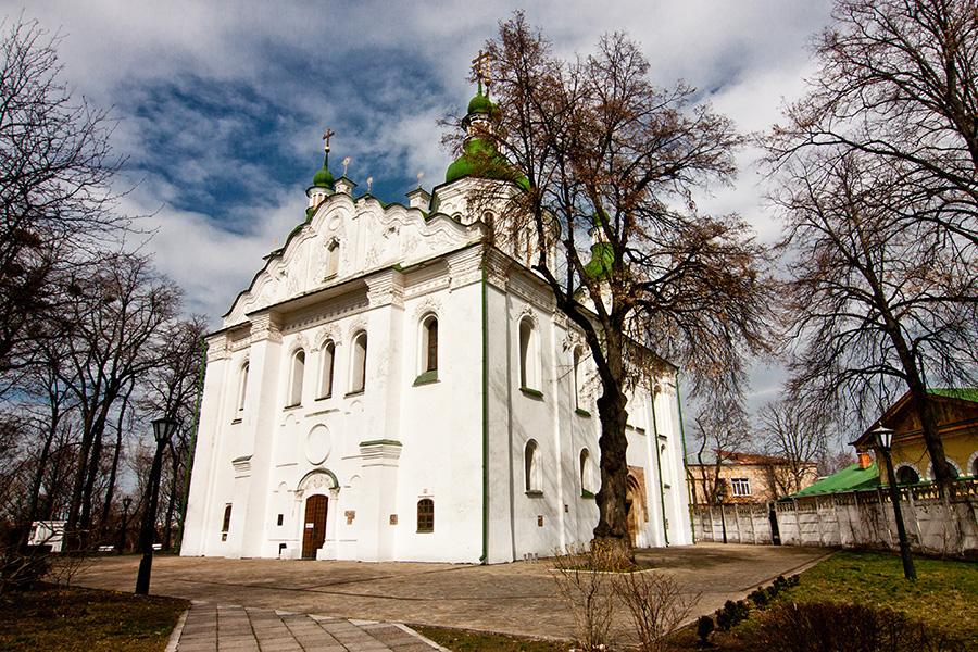 9_Церковь Кирилла Александрийского_Киев