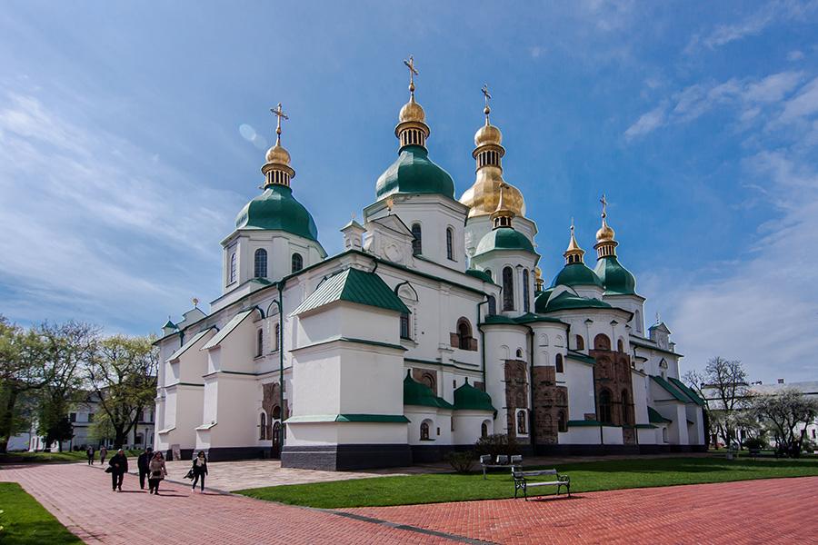 1_Софийский собор_Киев