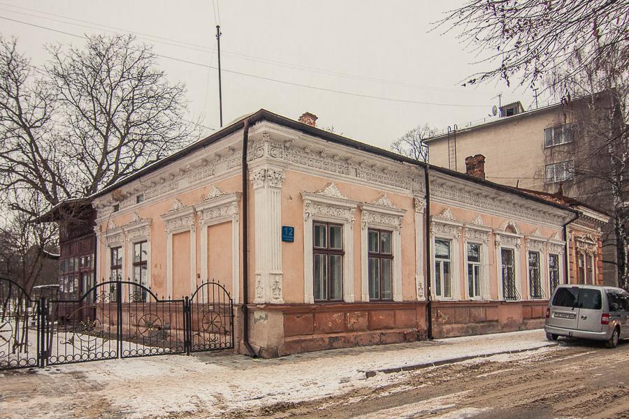Івано-Франківськ. UA-Travels