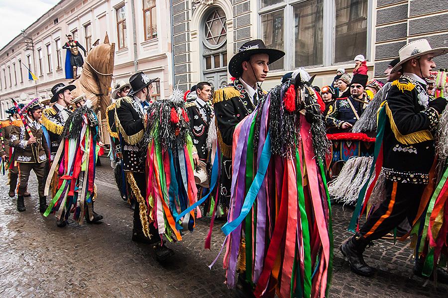 Фестиваль Маланок 2017 року у Чернівцях
