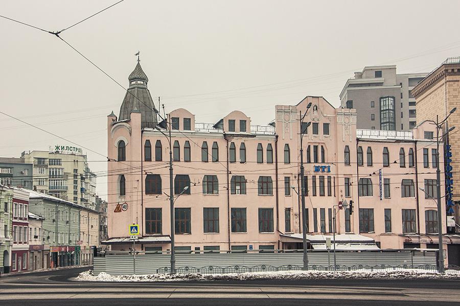 Колишній Селянський дім