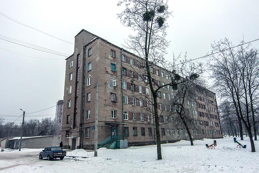 Будинок титанік ХТЗ
