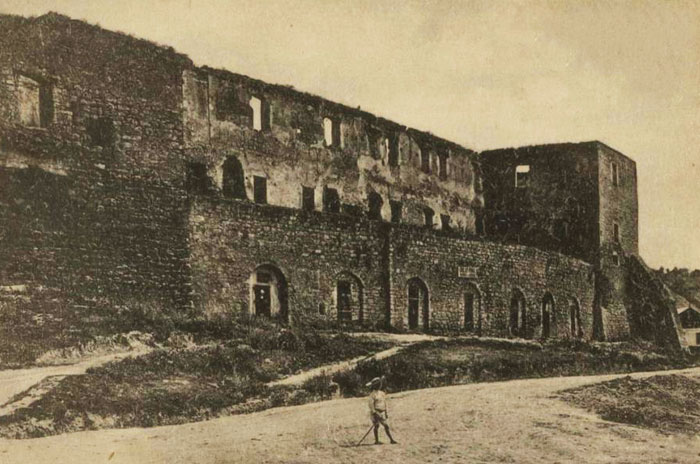 чортківський замок