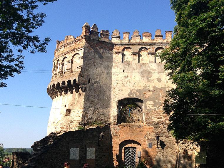 Вежа замку