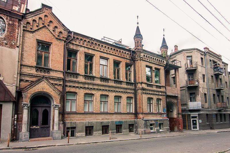 архітектор В. Величко