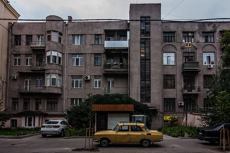 Вулиця Свободи, м. Харків