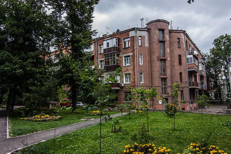 Вулиця Дарвіна, м. Харків